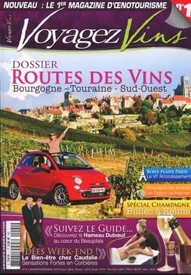 Voyagez vins