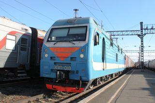 409 transsibérien arrivée Irkoutsk