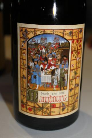 Alsace GC mambourg deiss 2