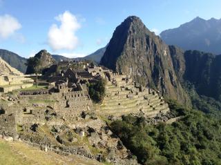 399 Machu Picchu