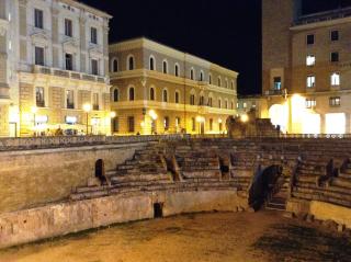 Amphitheatre romain lecce