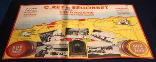 Pub étiquettes vins algérie 1
