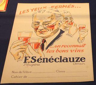 Pub étiquettes vins algérie 3