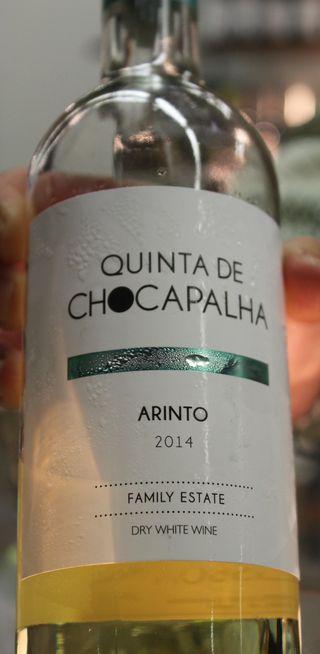 Quinta de Chocapalha Arinto 2014
