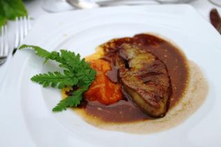 Escalope foie oie