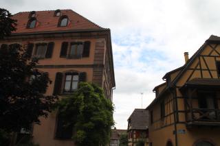 Bergheim nouveau et ancien