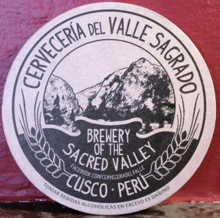 Brasserie de la vallée sacrée