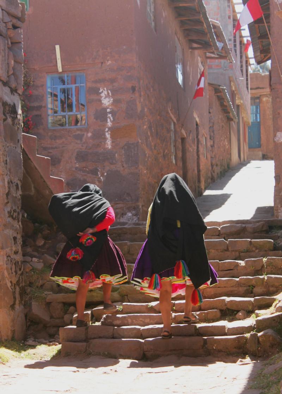 234 Titicaca - Taquile