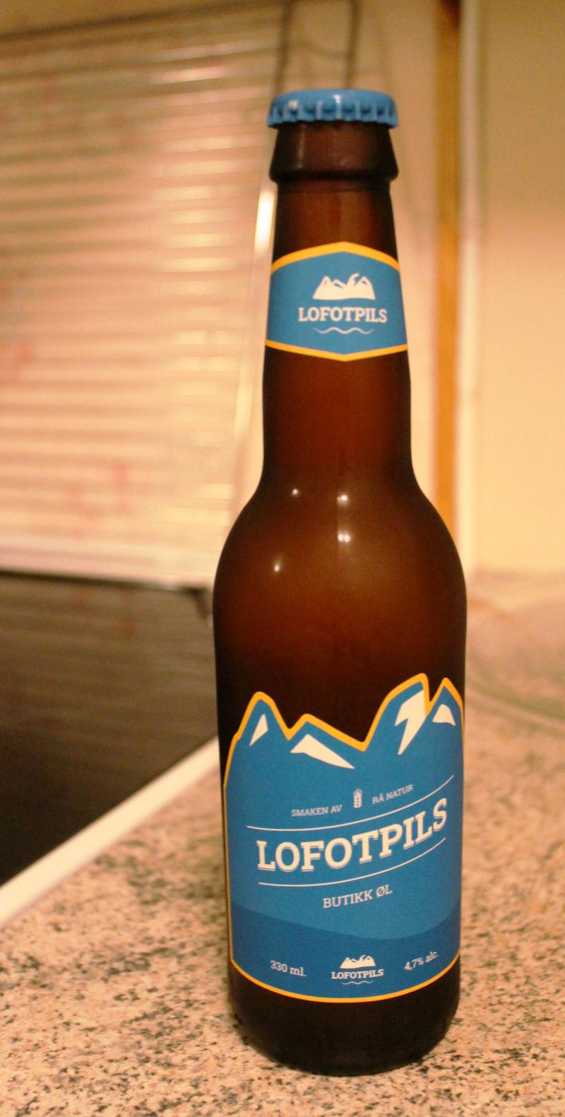 Bière Lofotpils