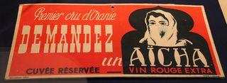 Pub étiquettes vins algérie 2