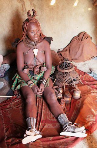 191 J6 pays Himba