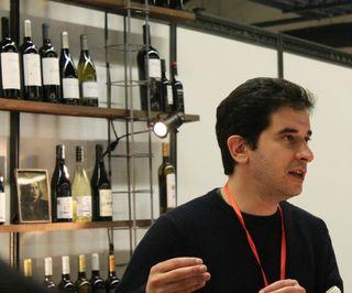 Portrait Antonio Ribeira