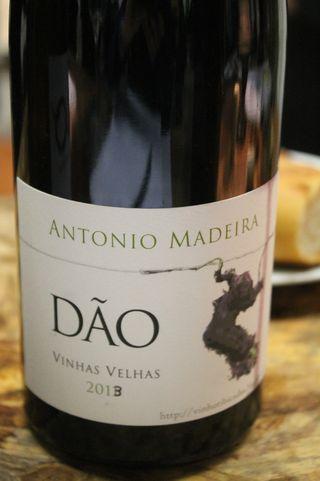 Antonio Madeira Vinhas Velhas 2013