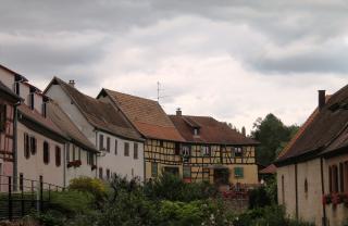 Bergheim maisons 1