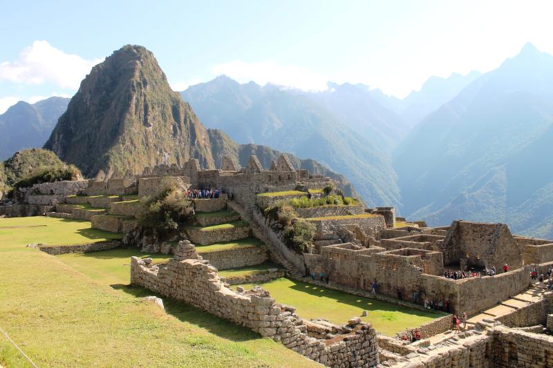 406 Machu Picchu