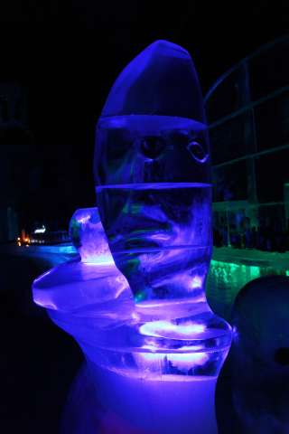 Magic ice 2