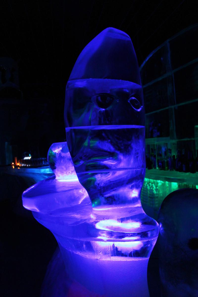 Magic ice 2