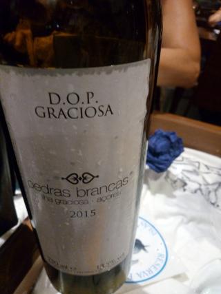 Vin DOP Graciosa